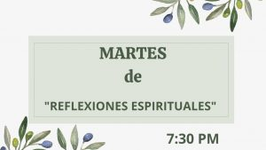 "Spanish Meditacion: Martes de ""Espiritual Reflexiones"" at 7:30pm @ Miami BK Meditation Center"